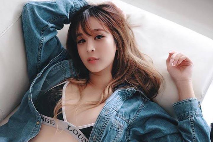 """Miyake Wong"" เน็ตไอดอลสาวสุดเซ็กซี่ของดีเเดนสิงคโปร"
