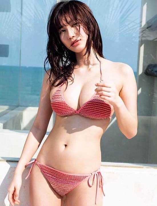 Yuka Ogura Bikini