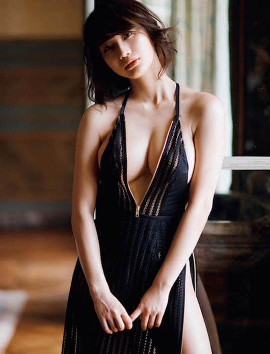 Yuka Ogura Black