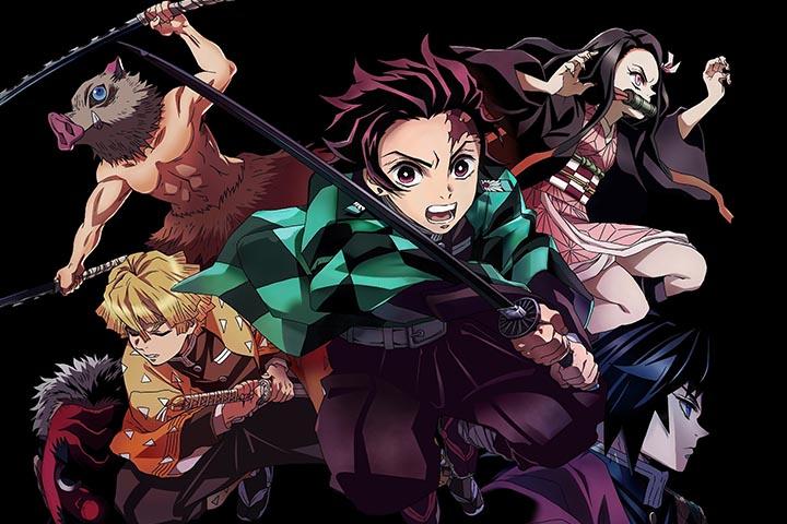 Demon Slayer: Kimetsu no Yaiba เทพทรูนักล่าปีศาจดาบพิฆาตอสูร อนิเมะมาแรงพุ่งทะยาน