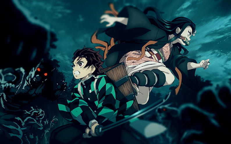 Demon Slayer: Kimetsu no Yaiba เทพทรูนักล่าปีศาจดาบพิฆาตอสูร อนิ ...